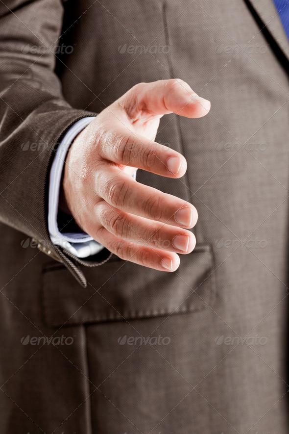 PhotoDune Handshake 3661602