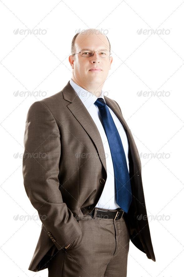 PhotoDune Businessman 3661612