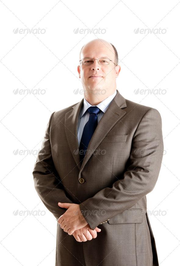 PhotoDune Businessman 3661615