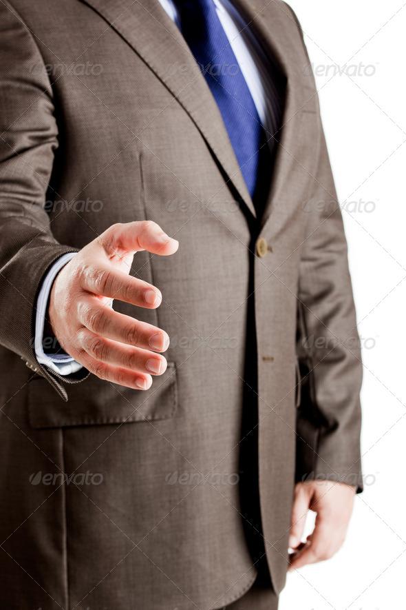 PhotoDune Handshake 3661621