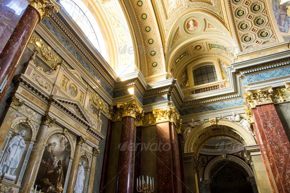 PhotoDune St Stephen s Basilica Budapest 3653908