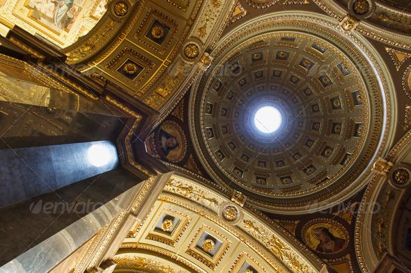 PhotoDune St Stephen s Basilica Budapest 3653926