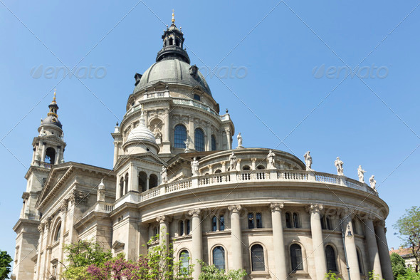 PhotoDune St Stephen s Basilica Budapest Hungary 3653941