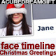Face Timeline - Christmas Greetings - VideoHive Item for Sale