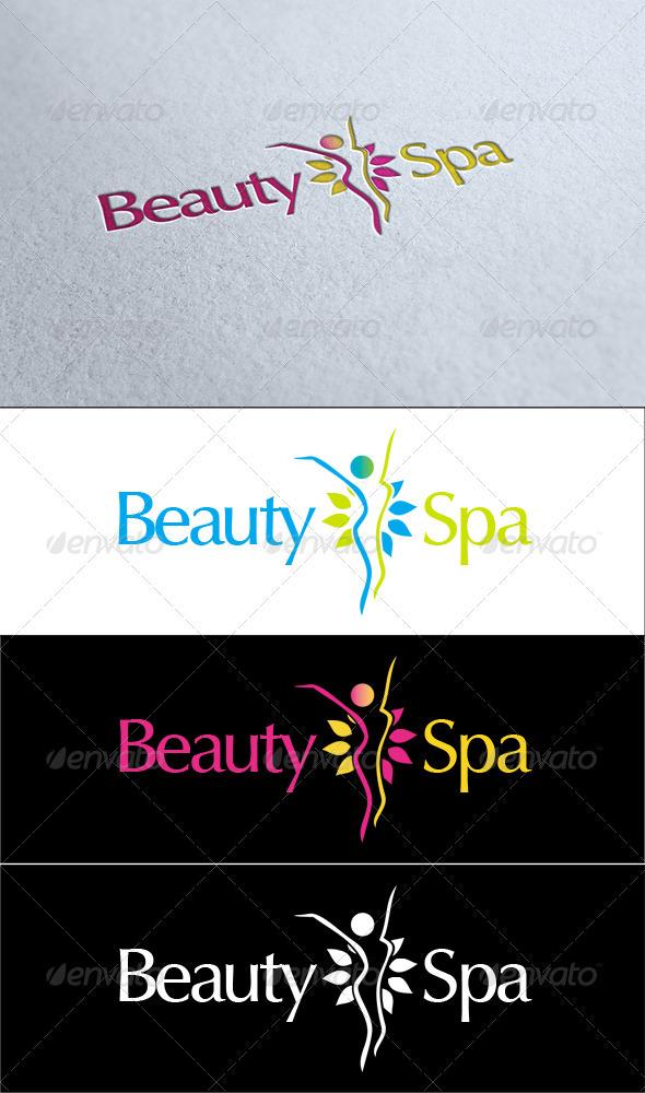 GraphicRiver Beauty Spa Logo 3654347