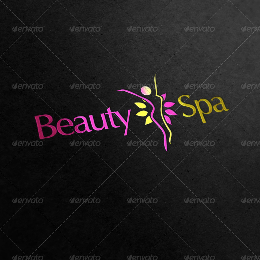 Beauty Spa Logo