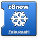 zSnow - Jquery/HTML5 snow animation theme