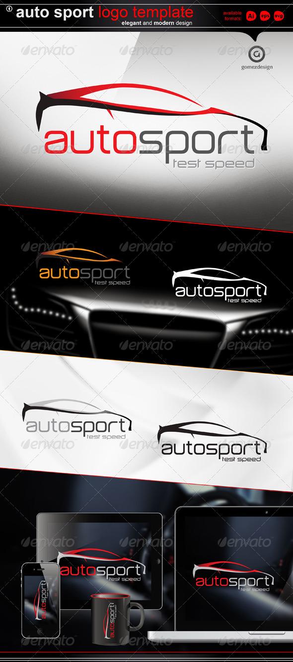 GraphicRiver Auto Sport 3001168