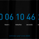 simple countdown clock / timer - ActiveDen Item for Sale