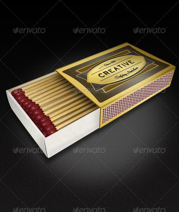 GraphicRiver Match Box 3618383