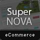 SuperNova - e-Commerce Responsive Theme - ThemeForest Item for Sale