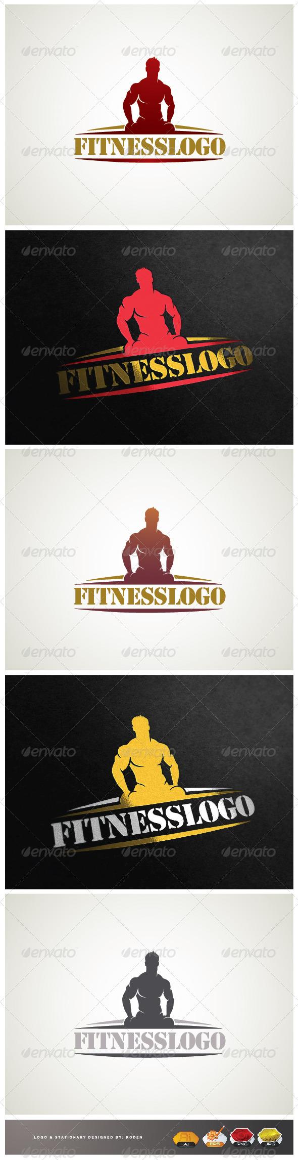 GraphicRiver fitness gym 3649395