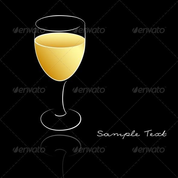 GraphicRiver White Wine 3659726