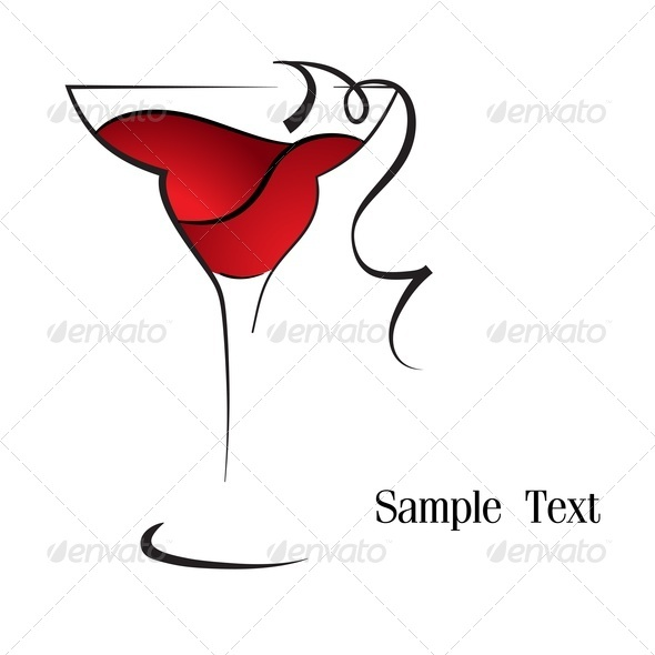 GraphicRiver Red Wine 3659728