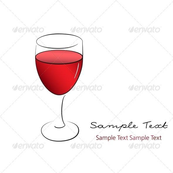 GraphicRiver Red Wine 3659733