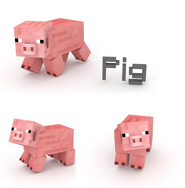 3DOcean Pig 3659792