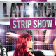 Strip Show Flyer Template - GraphicRiver Item for Sale