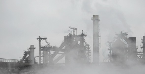 Metallurgical Plant 9