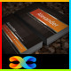 Orange-Queen Business Card - GraphicRiver Item for Sale