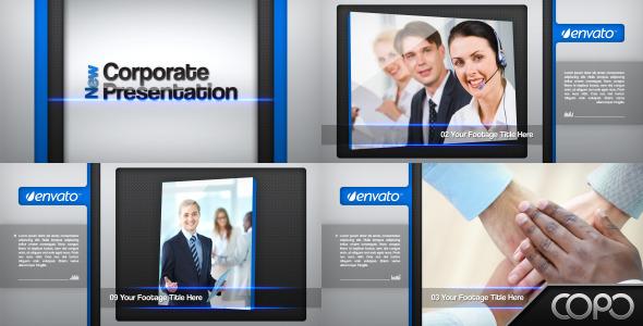 VideoHive New Corporate Presentation 3618694