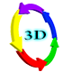 Circling 3D Arrows - 2  - ActiveDen Item for Sale