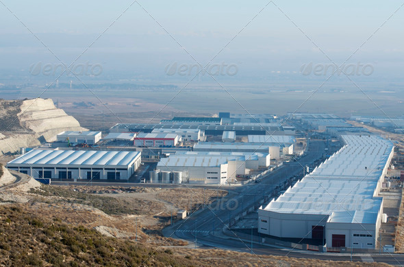 PhotoDune industrial zone 3665211
