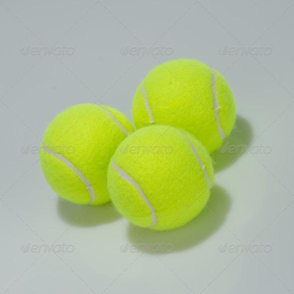 PhotoDune Three tennis balls 3665349