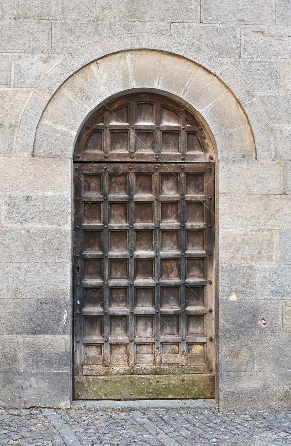 PhotoDune Church of St Andrea Orvieto Umbria Italy 3665476