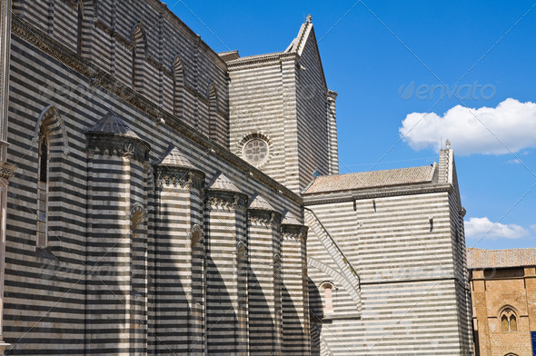 PhotoDune Cathedral of Orvieto Umbria Italy 3665493