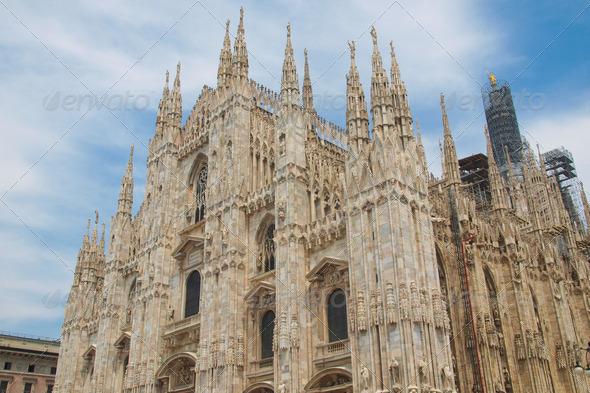 PhotoDune Duomo Milan 3665514