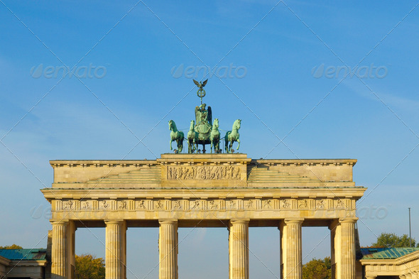 PhotoDune Brandenburger Tor Berlin 3665516