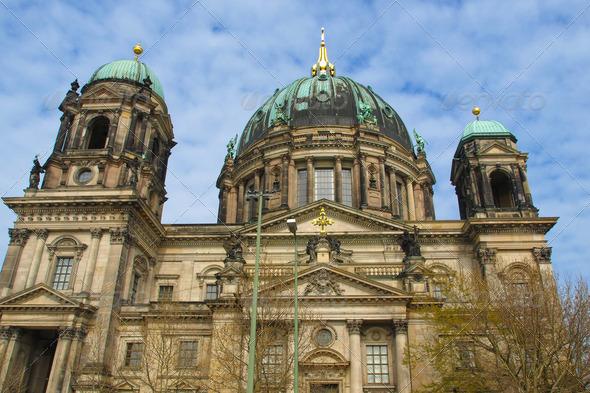 PhotoDune Berliner Dom 3665515