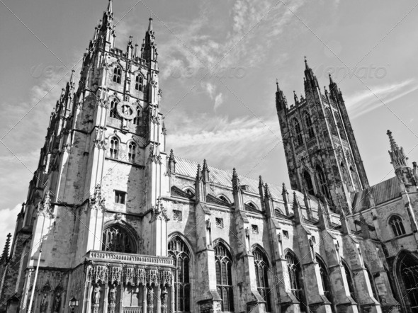 PhotoDune Canterbury Cathedral 3665519