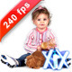 Baby Playing 240fps - VideoHive Item for Sale