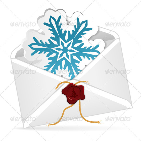GraphicRiver Christmas Email 3666779