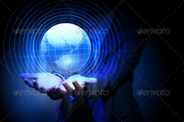 PhotoDune global business network 3667884