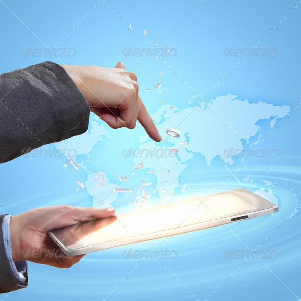 PhotoDune global business network 3667976