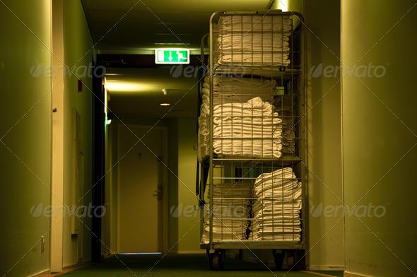 PhotoDune Hotel Laundry 3668798