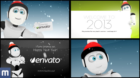 VideoHive High End Greeting Card 3668577