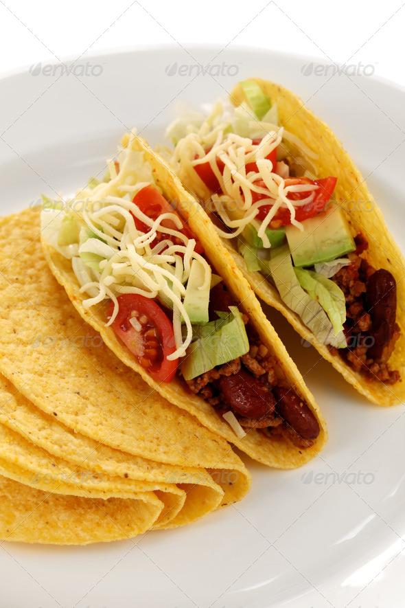PhotoDune beef tacos 3670265