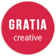 Gratia - Simple Responsive Creative HTML5 Theme - ThemeForest Item for Sale
