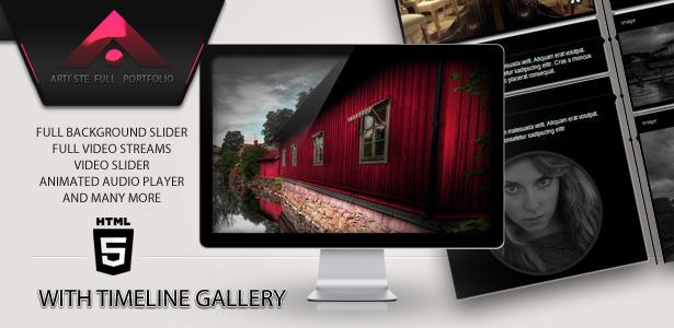 ARTISTE - Pictures, Videos & Music Portfolio
