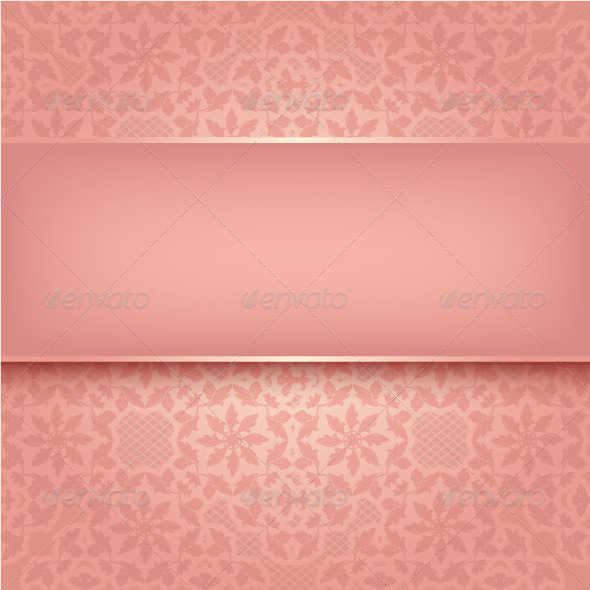 GraphicRiver Decorative Background 3669348