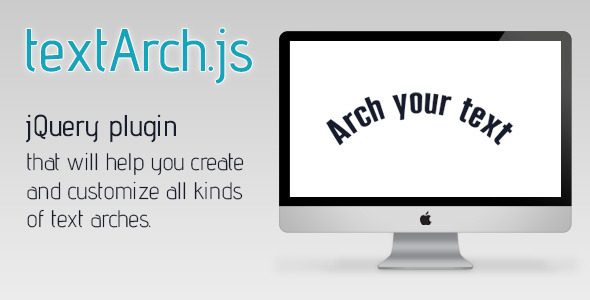 CodeCanyon Jquery Text Arch 3669779
