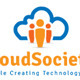 Cloud Society Logo - GraphicRiver Item for Sale