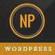 NicePhoto - WordPress Photography Portfolio