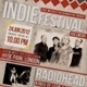 Indie Festival Flyer / Poster - GraphicRiver Item for Sale