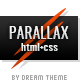 Parallax - ThemeForest Item for Sale