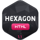 Hexagon - Creative & Responsive One Page Portfolio - ThemeForest Item for Sale