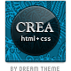 Crea HTML - ThemeForest Item for Sale